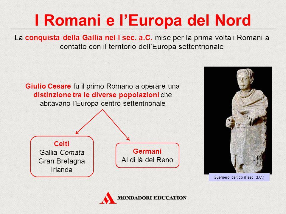 I Romani e l'Europa del Nord
