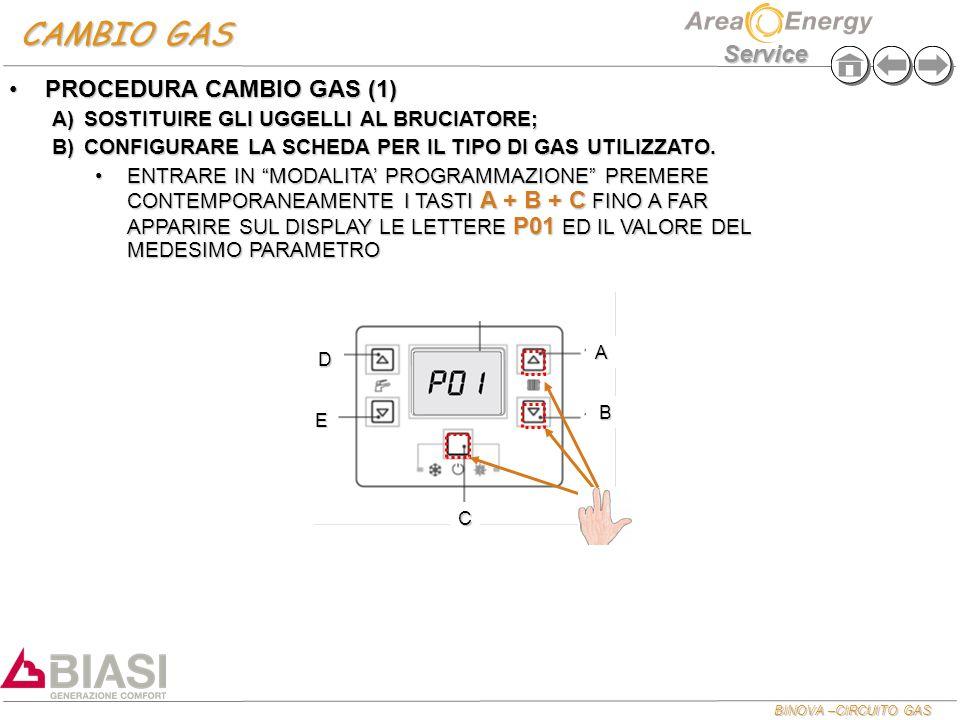 CAMBIO GAS PROCEDURA CAMBIO GAS (1)
