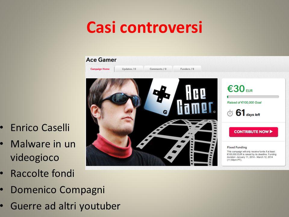 Casi controversi Enrico Caselli Malware in un videogioco