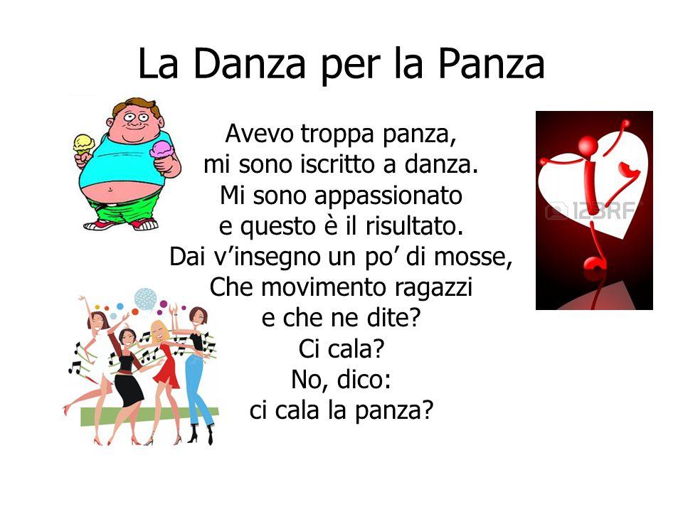 La Danza per la Panza
