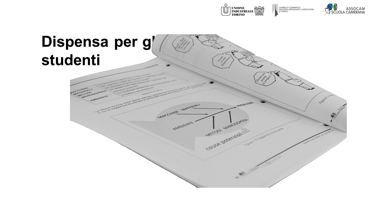 Dispensa per gli studenti