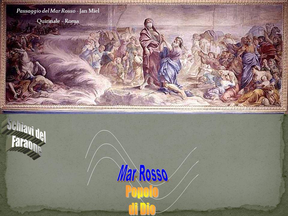 Passaggio del Mar Rosso - Jan Miel