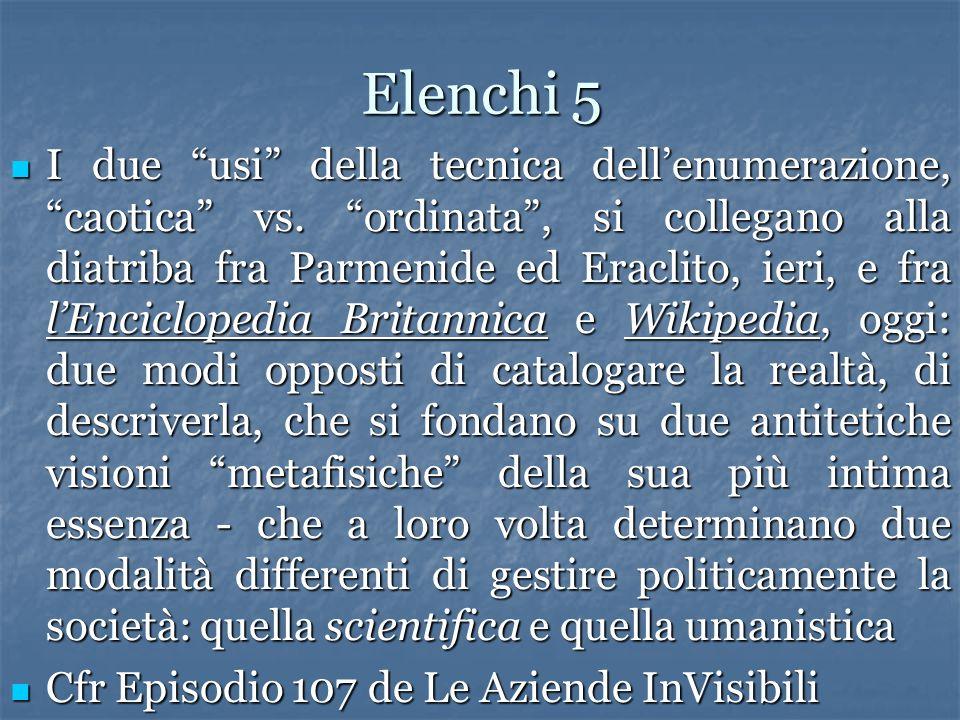 Elenchi 5