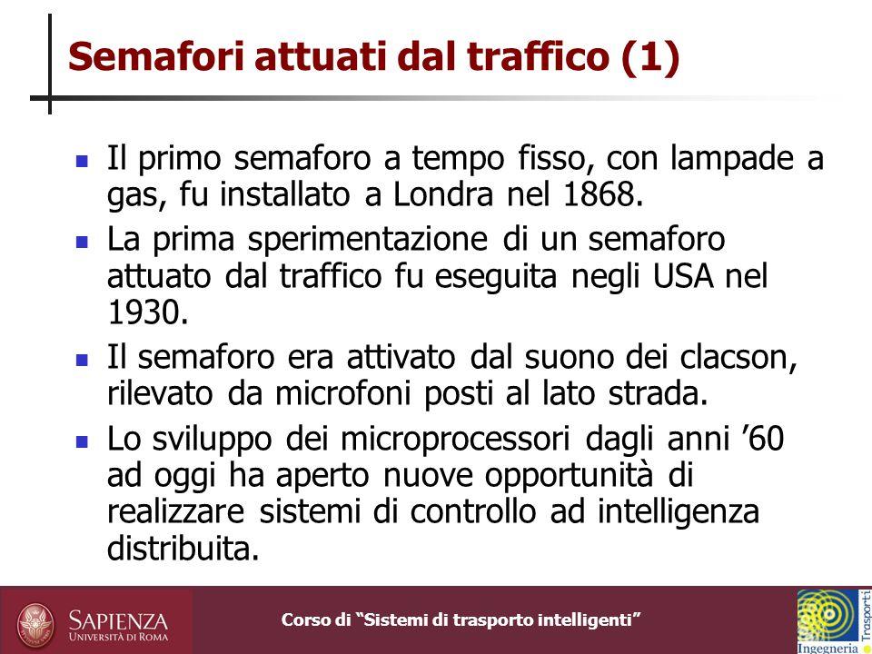 Semafori attuati dal traffico (1)