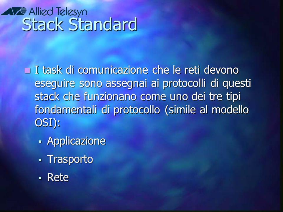 Stack Standard