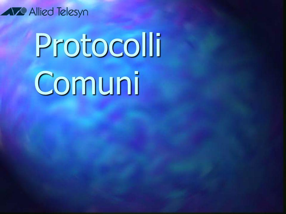 Protocolli Comuni