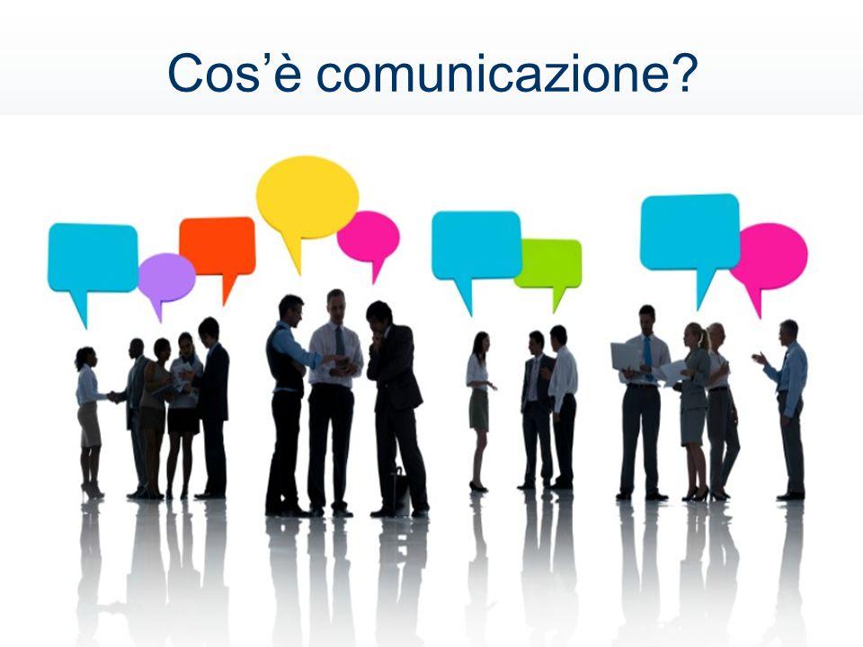 Cos'è comunicazione