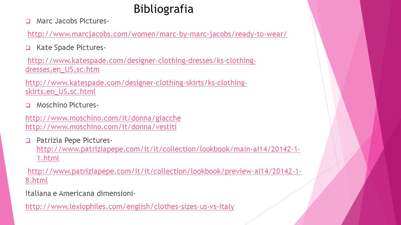 Bibliografia Marc Jacobs Pictures-