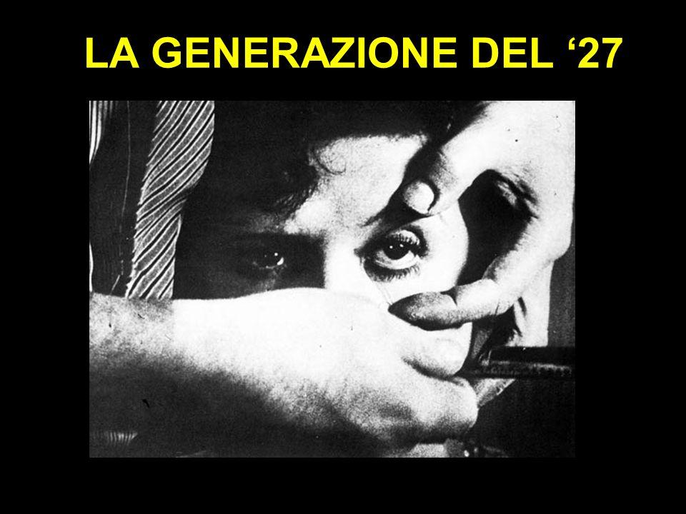 LA GENERAZIONE DEL '27