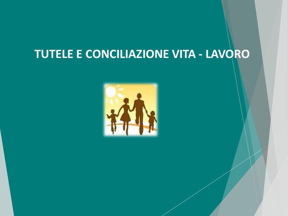 TUTELE E CONCILIAZIONE VITA - LAVORO