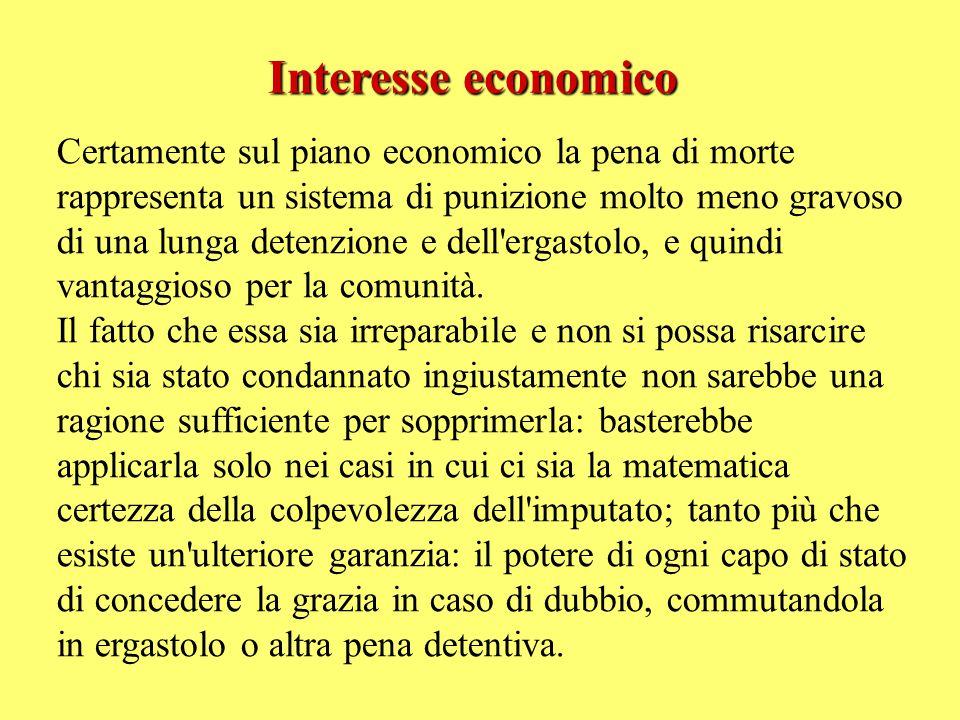 Interesse economico