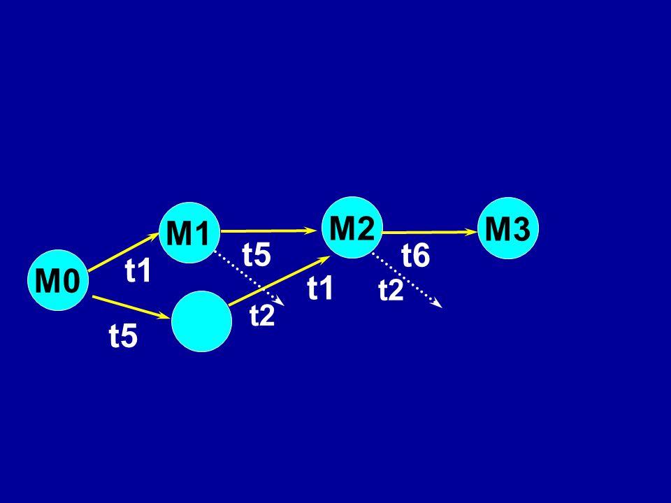 M2 M3 M1 t5 t6 M0 t1 t1 t2 t2 t5