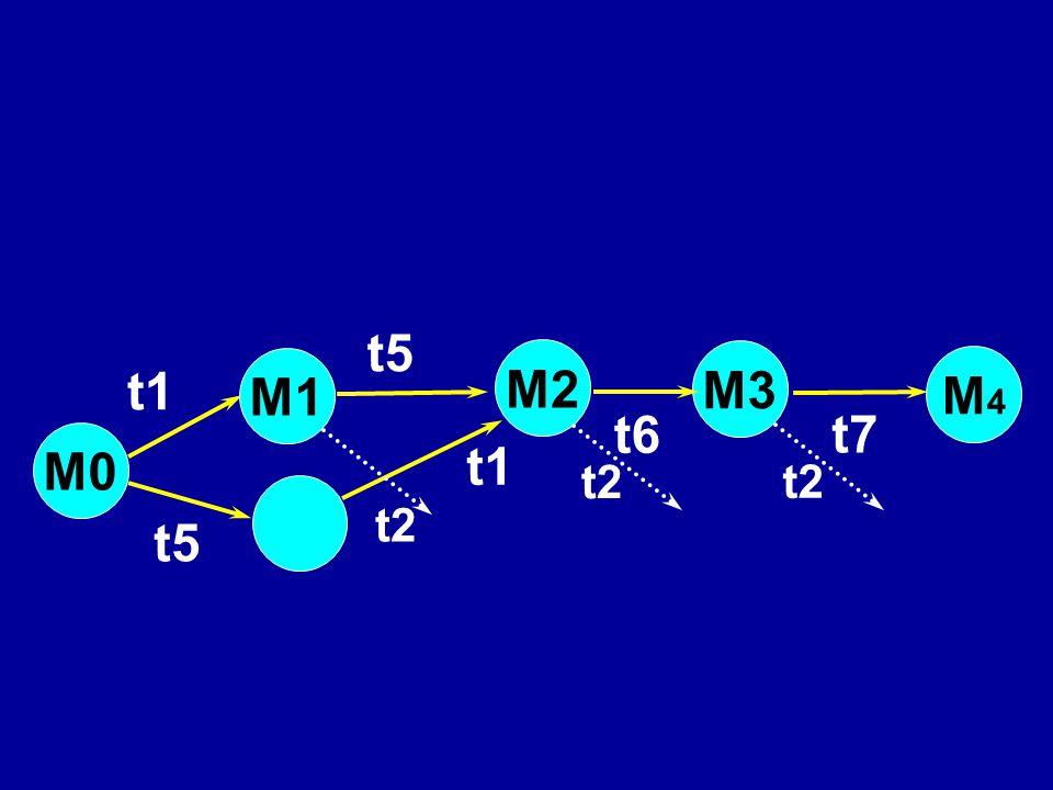 t5 M2 M3 M4 t1 M1 t6 t7 M0 t1 t2 t2 t2 t5