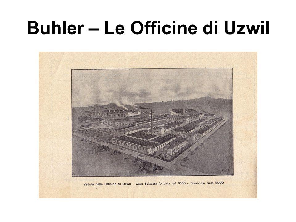 Buhler – Le Officine di Uzwil