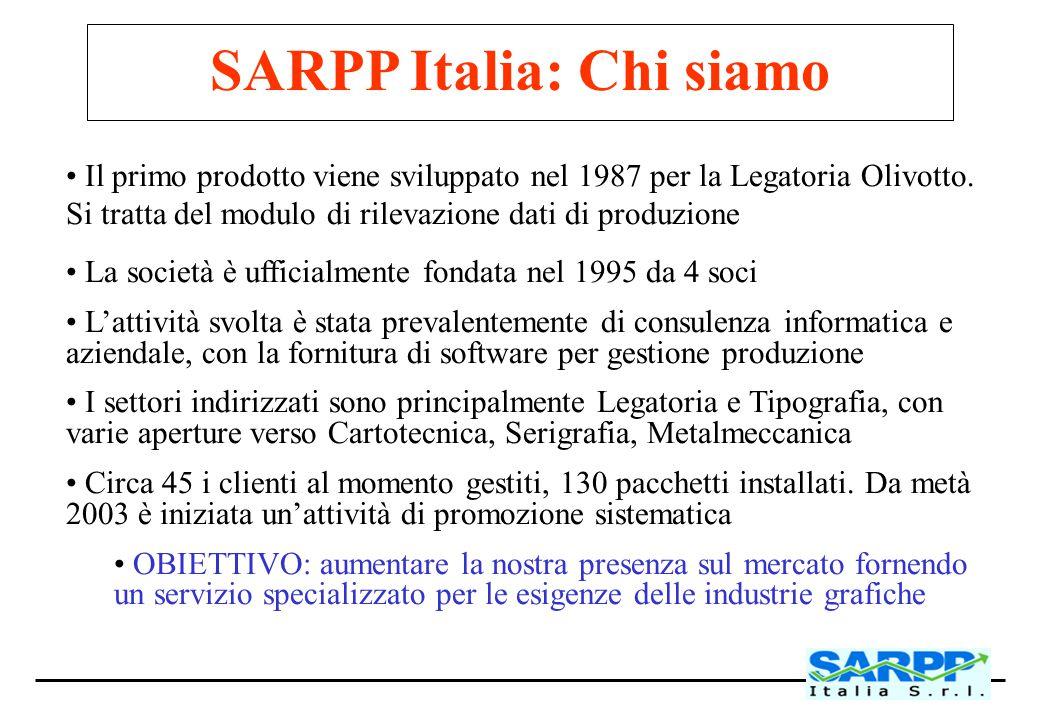 SARPP Italia: Chi siamo