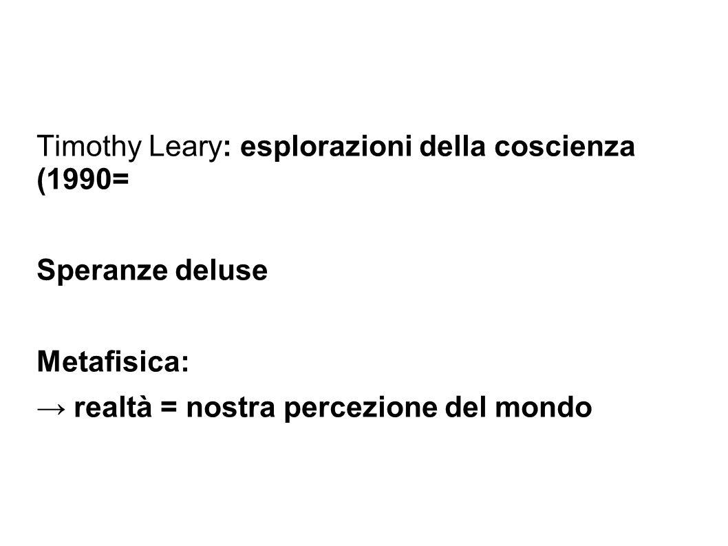 Timothy Leary: esplorazioni della coscienza (1990=