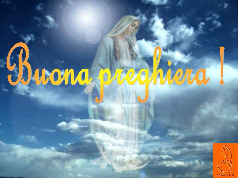 Buona preghiera !