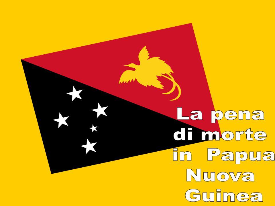 La pena di morte in Papua Nuova Guinea
