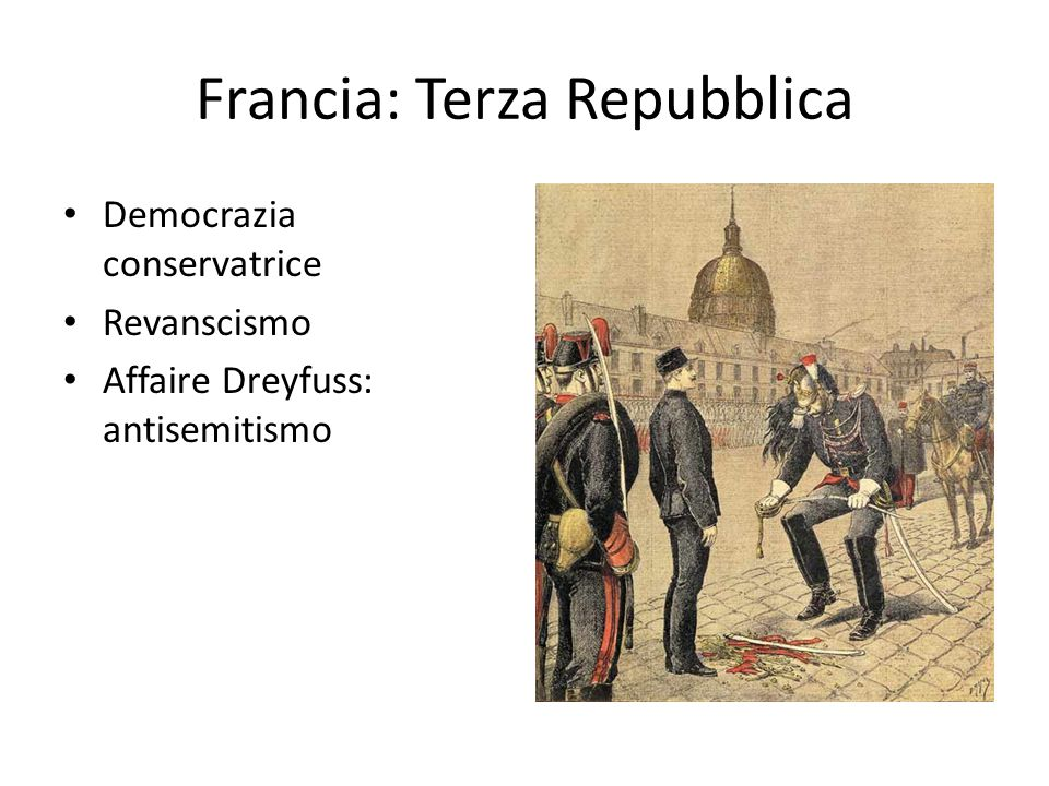 Francia: Terza Repubblica