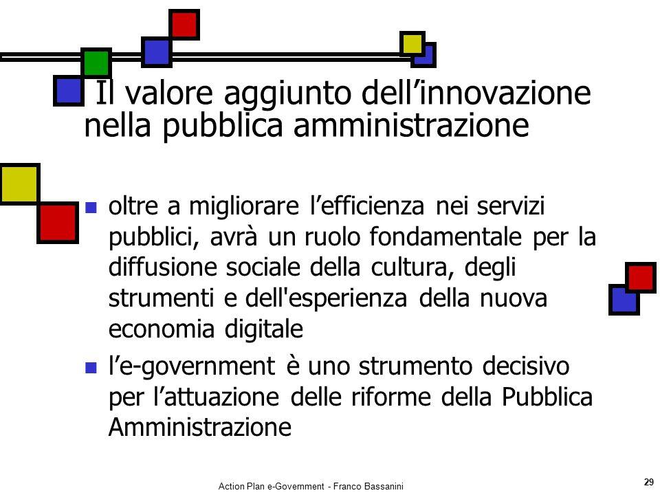 Il valore aggiunto dell'innovazione nella pubblica amministrazione