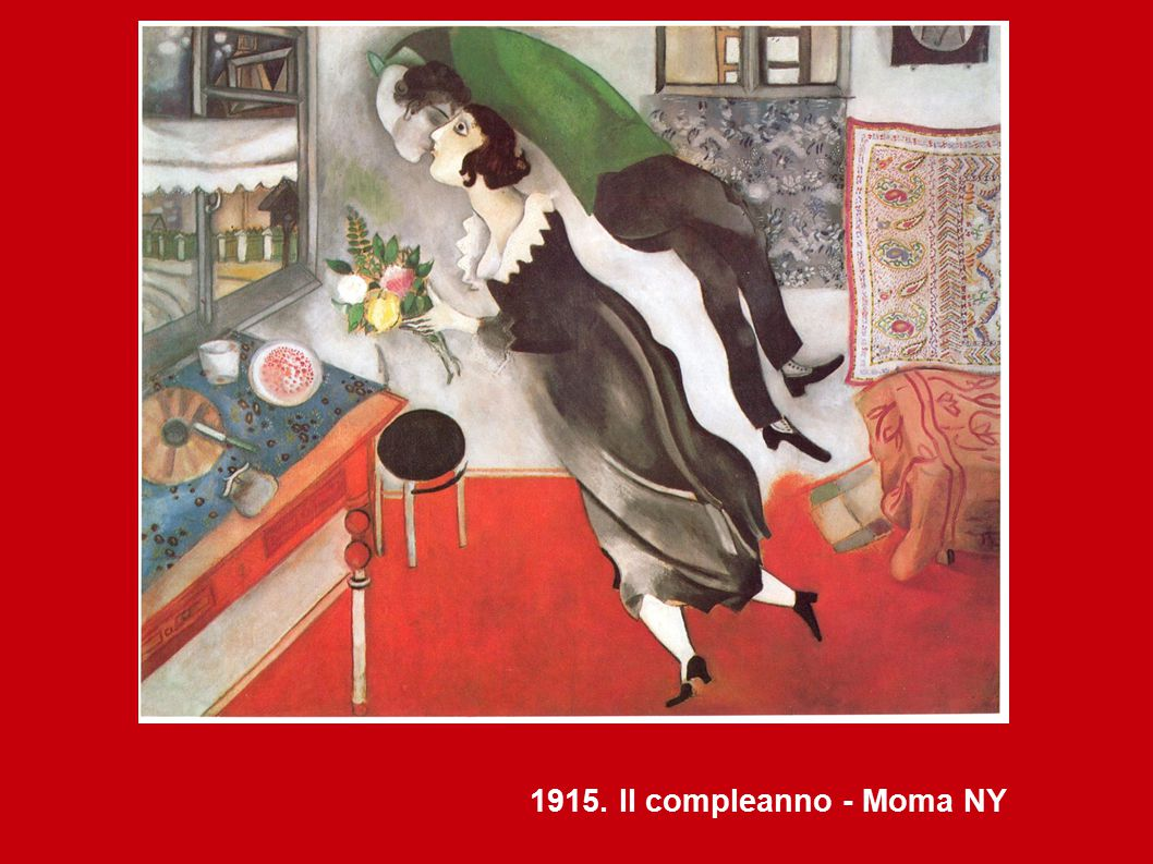 1915. Il compleanno - Moma NY