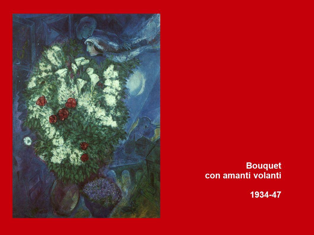 Bouquet con amanti volanti 1934-47