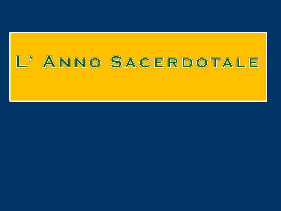 L' Anno Sacerdotale