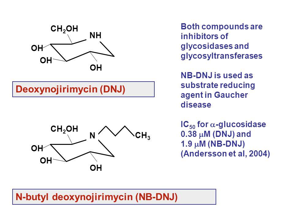 Deoxynojirimycin (DNJ)