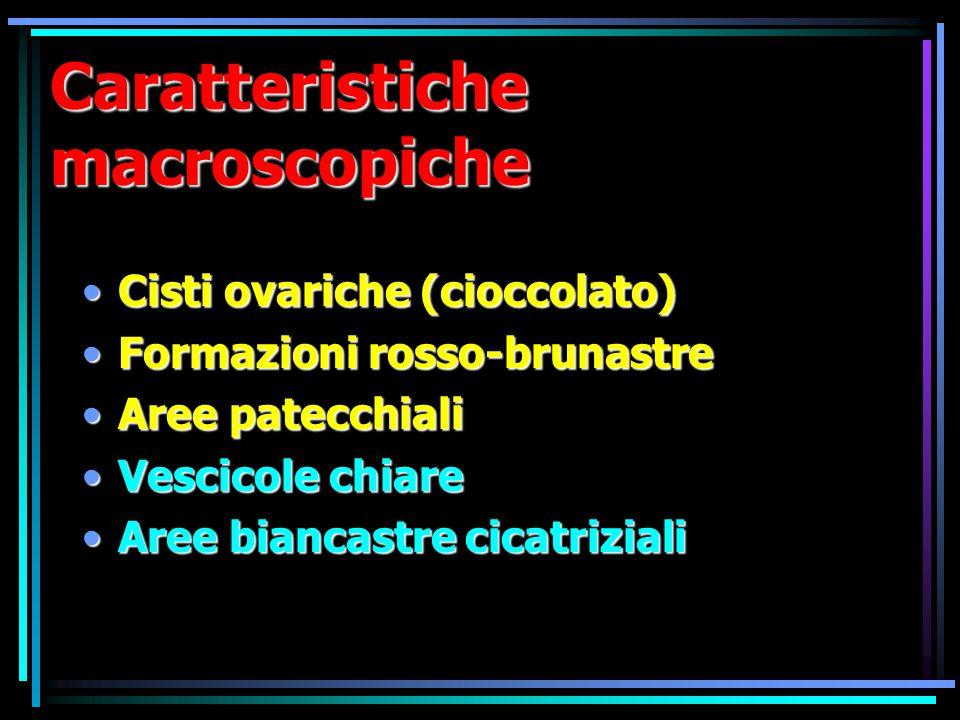 Caratteristiche macroscopiche