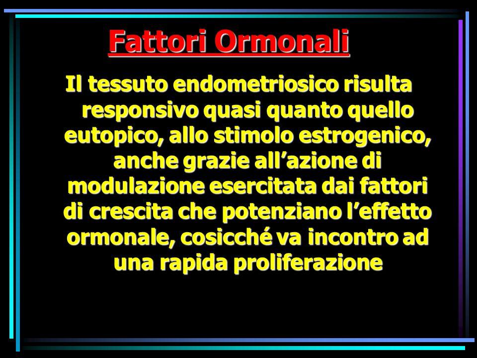 Fattori Ormonali