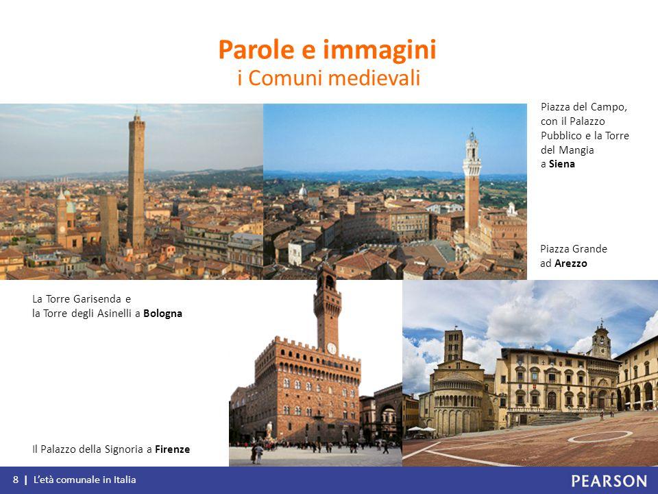 Parole e immagini i Comuni medievali