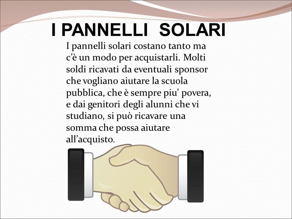 I pannelli solari costano tanto ma c'è un modo per acquistarli