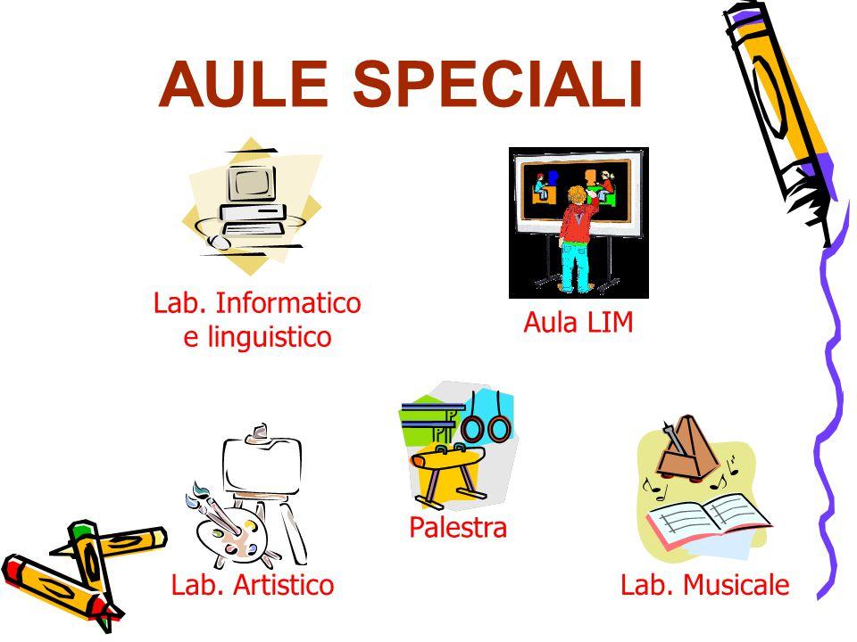 Lab. Informatico e linguistico