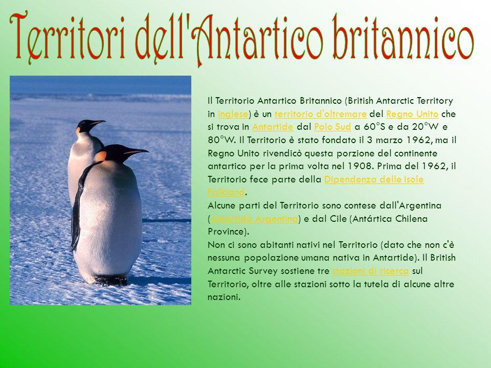 Territori dell Antartico britannico