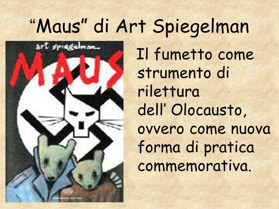 Maus di Art Spiegelman