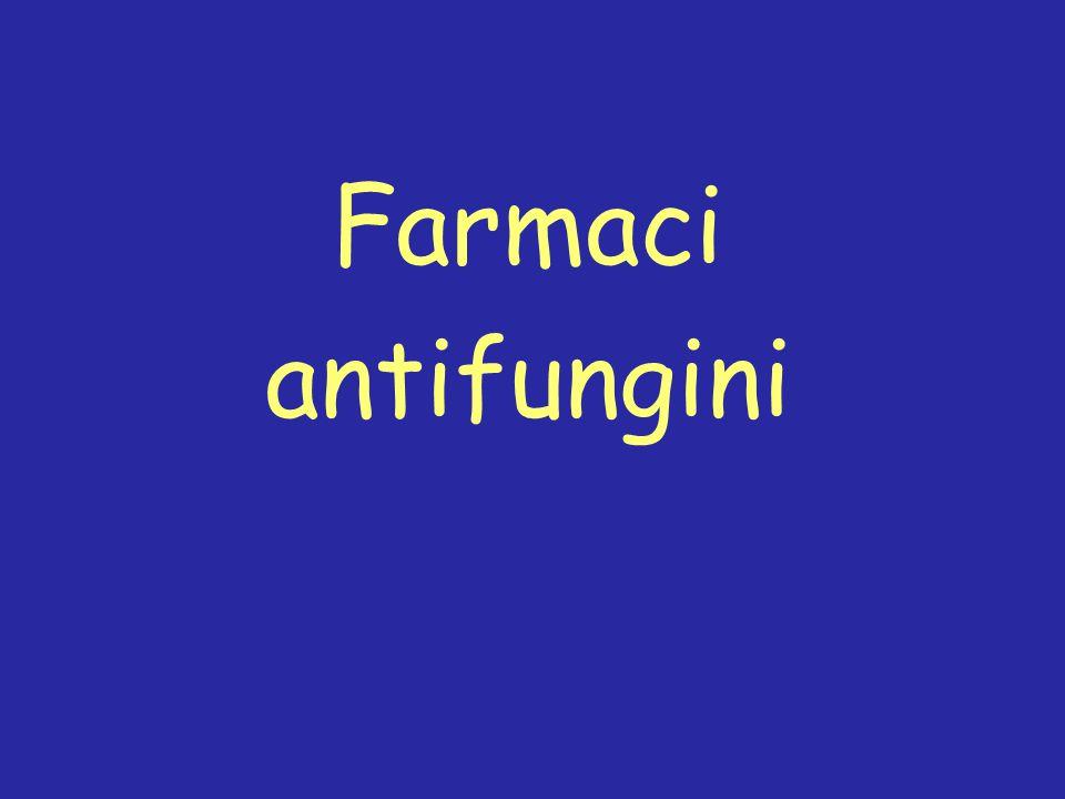 Farmaci antifungini
