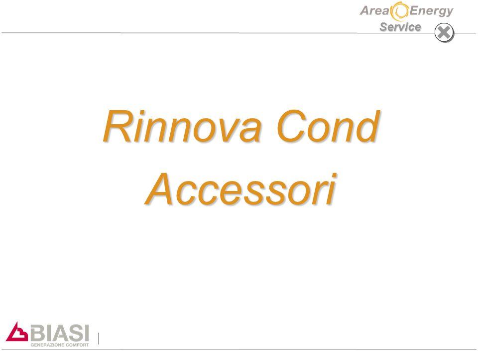 Rinnova Cond Accessori