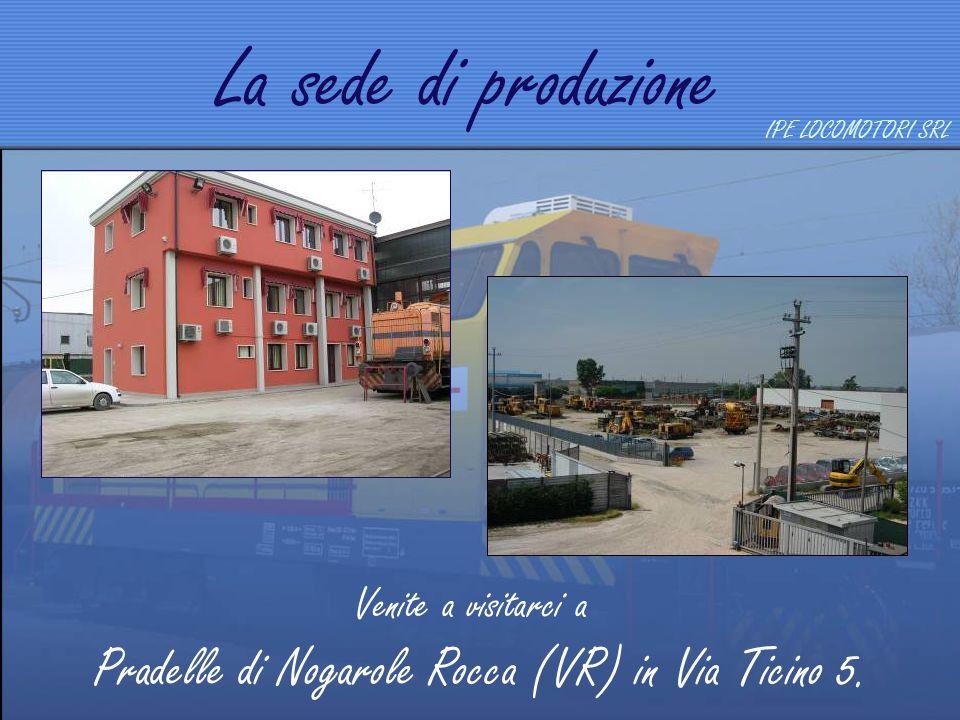Pradelle di Nogarole Rocca (VR) in Via Ticino 5.
