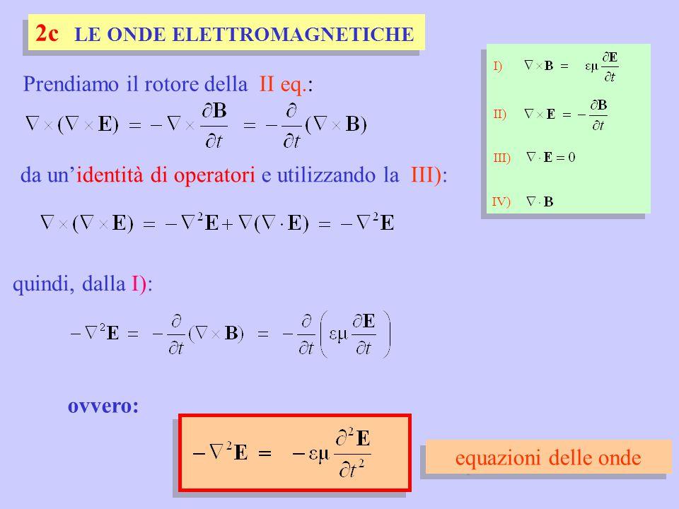 2c LE ONDE ELETTROMAGNETICHE