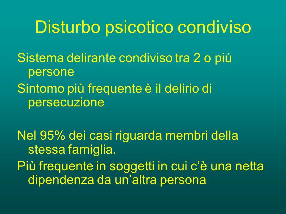 Disturbo psicotico condiviso