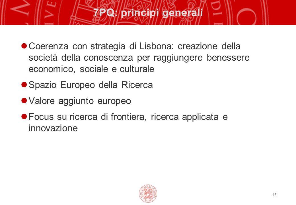 7PQ: principi generali