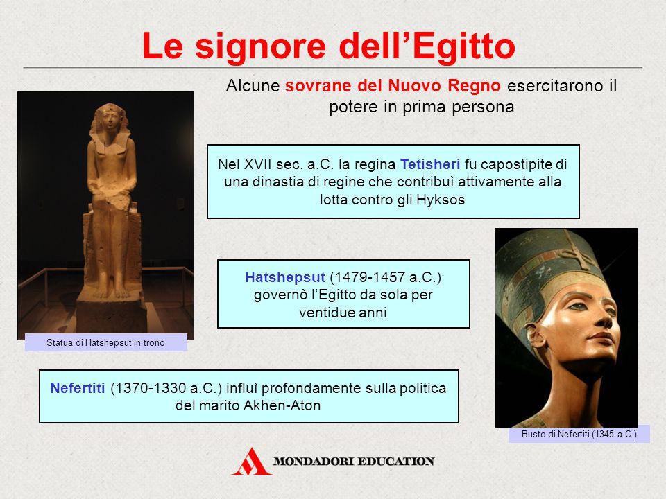 Le signore dell'Egitto