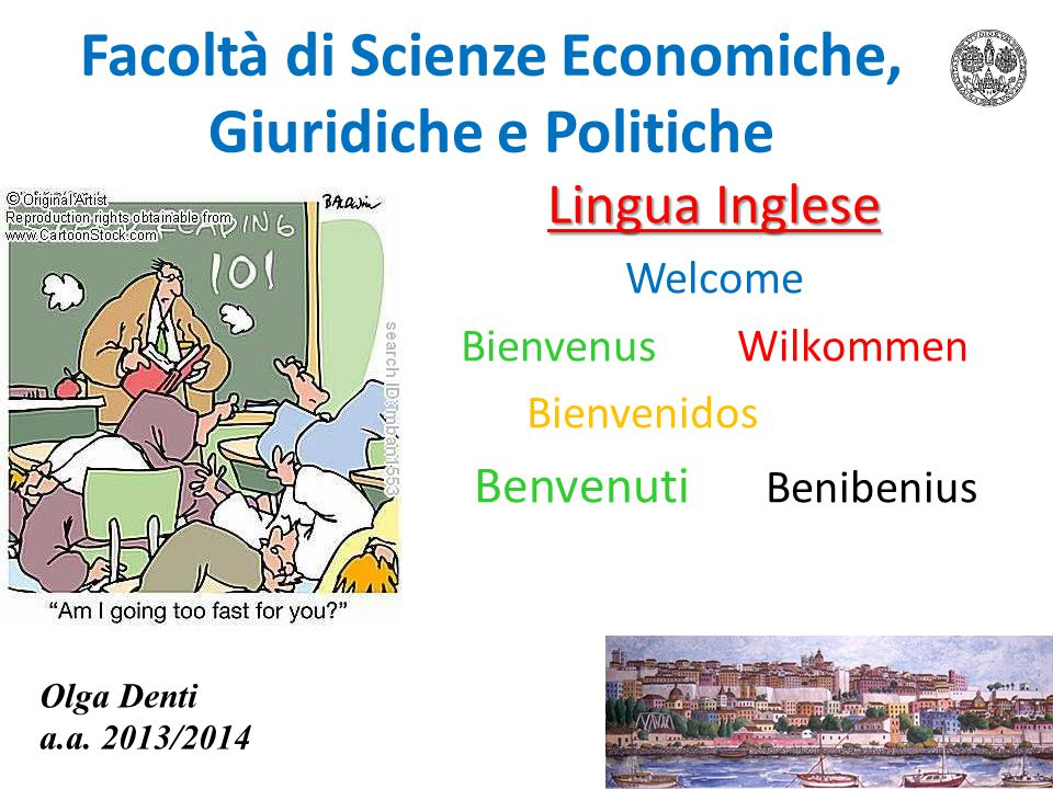 Facoltà di Scienze Economiche, Giuridiche e Politiche