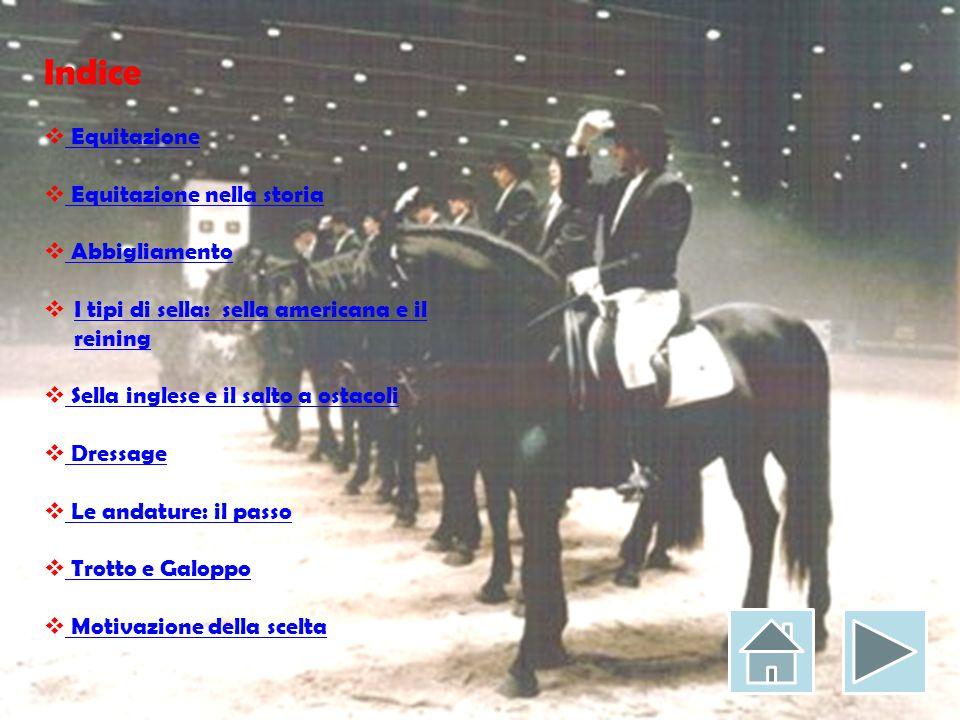 Indice Equitazione Equitazione nella storia Abbigliamento