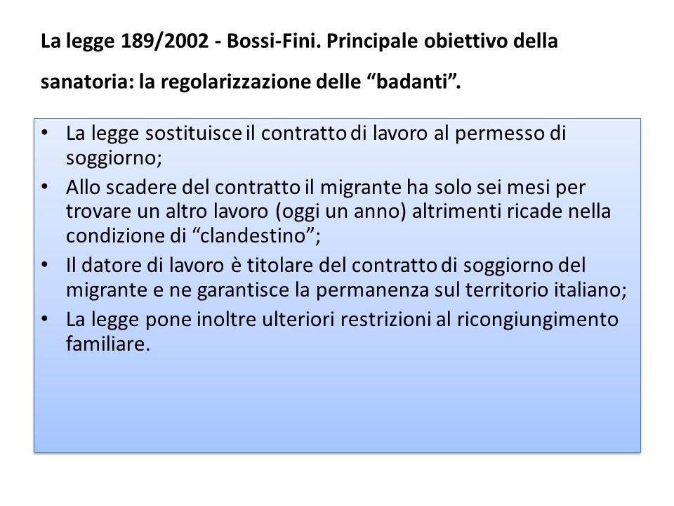 La governance locale dell\'immigrazione in Italia - ppt scaricare