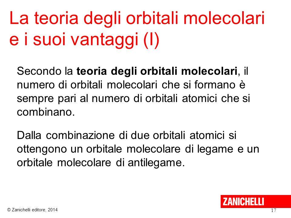 La teoria degli orbitali molecolari e i suoi vantaggi (I)