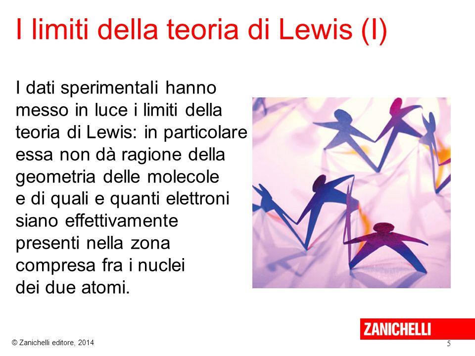 I limiti della teoria di Lewis (I)