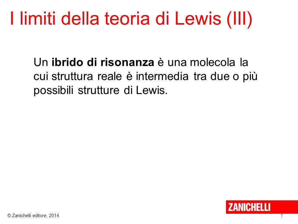 I limiti della teoria di Lewis (III)