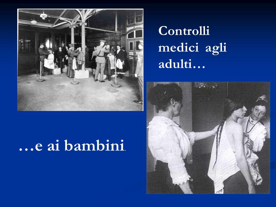 Controlli medici agli adulti…