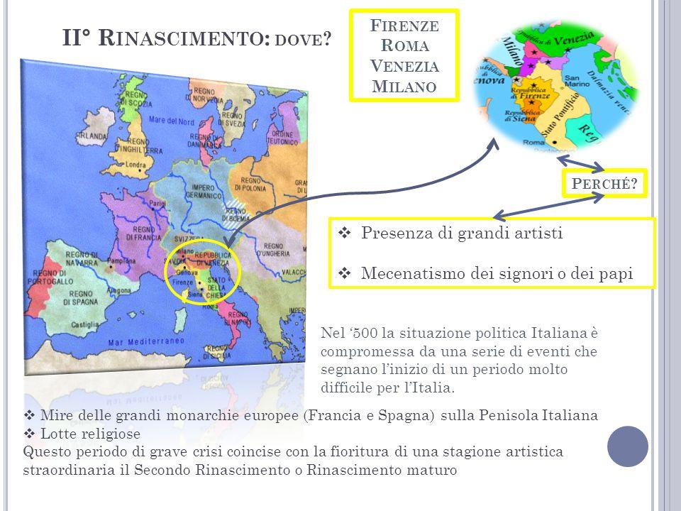 Firenze Roma Venezia Milano